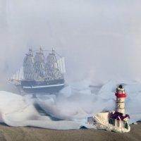 Пора на море, друг, пора... :: Наталья Джикидзе (Берёзина)