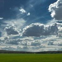 Небеса :: Евгений Анисимов