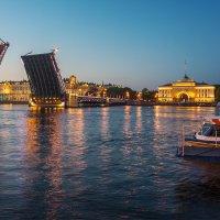 Дворцовый мост с Эрмитажем :: Valerii Ivanov