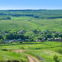 Проезжая мимо деревеньки :: Андрей Заломленков