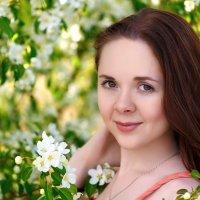 Цветут сады в душе нас... :: Андрей Пугачев