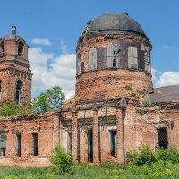 Покровская церковь :: Сергей Старовойт