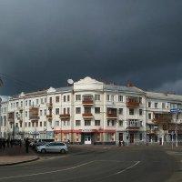 Будет дождь :: Сергей Тарабара