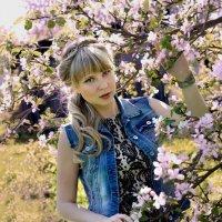 В объятиях весны :: Мария Степунина