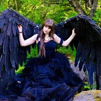 черная птица :: Natalia Roshchektaeva