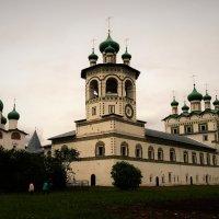Вяжищский Николая Чудотворца монастырь :: Ирина Шурлапова