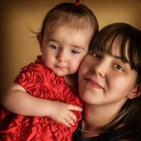 Дочь и внучка :: Илья Шипилов