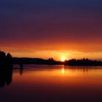 Лето, вечер, Финский залив... :: Vladimir