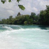 Водопад Мановгат Турция :: Paparazzi