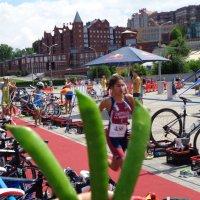 Триатлон в Днепропетровске:Спортивное троеборье: плавание, велогонка и легкоатлетический кросс. :: Алекс Аро Аро