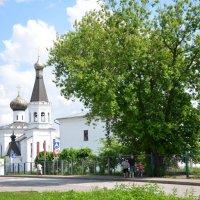 Храм святителя Тихона. :: Oleg4618 Шутченко