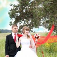 Тили -Тили тесто Жених и Невеста :: Оксана Романова