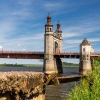 Мост на границе :: Игорь Вишняков