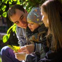 Счастливая семья :: Антон Селов
