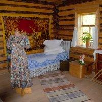 60 годы в доме пермского крестьнина :: petyxov петухов