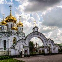 Троицкий храм Тамбова. :: Александр Селезнев