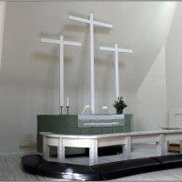 Алтарь Три креста :: Вера