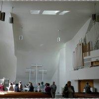 """Церковь """"Три креста"""" :: Вера"""