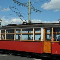 Ленинградский трамвай... :: tipchik