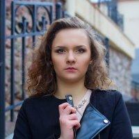 девушка :: Ванда Азарова