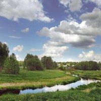 Река Клязьма :: Nikanor