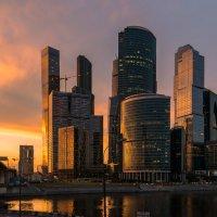 Москва-Сити :: Вадим Жирков