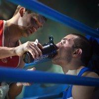 Спорт для настоящих мужчин .. :: Анна Булгакова