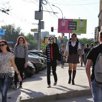 VIII Сибирский фестиваль молодежных субкультур ZNAKИ :: Марина Коноферчук