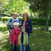 Мама,сестра и племяницы :: Вячеслав Ткаченко