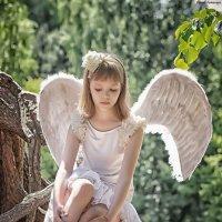Маленький ангел :: Сергей Гутерман