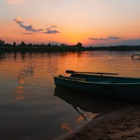 Вечером на озере. :: Анатолий 71