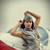 Итальянский самолет :: Татьяна Просина