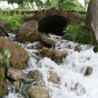 маленький водопад :: ОЛЕГ Корроль