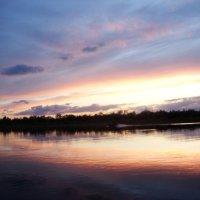 Река Припять. :: Александр