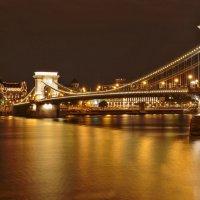 Ночной Будапешт :: михаил