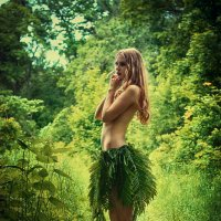 лесная нимфа :: photographer Anna Voron