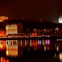 Ночной Киев :: Алексей Ревук
