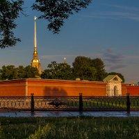 Шпиль петропавловки :: Valerii Ivanov