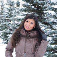Прогулка в зимнем парке :: Сергей Тагиров