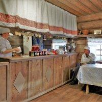 В кафе :: Валерий Талашов