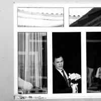 Серьезный взгляд жениха :: Hурсултан Ибраимов фотограф