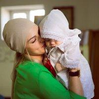 Мама и доченька :: Любовь Береснева