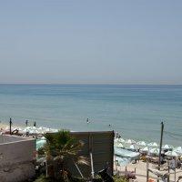 Израиль, Бэт Ям, пляж :: Яков Геллер