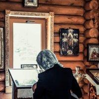 Таинство крещения :: Anna Dontsova
