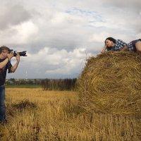 Фотографы, они такие... :: Igor Veter