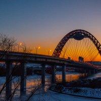 Живописный мост в живописном закате :: Alexander Petrukhin