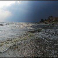 Море перед дождем :: оксана косатенко