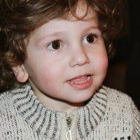 Armenian Child :: Mish Hakobian