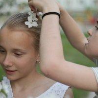 Подружки :: Алёна Барковская