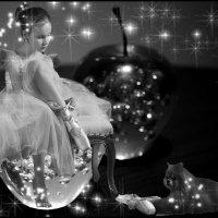 "«Маленькая ""прима""-балерина ...» :: vitalsi Зайцев"